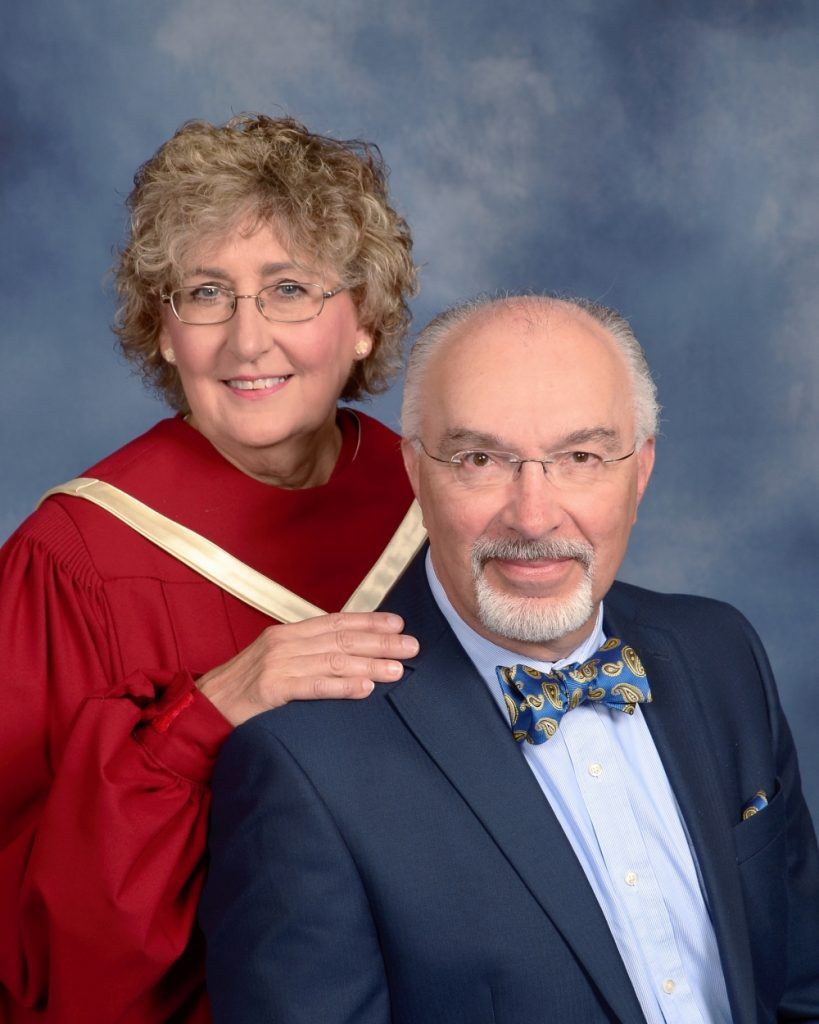 Donna and David Obarowski Co-Ministers of Music