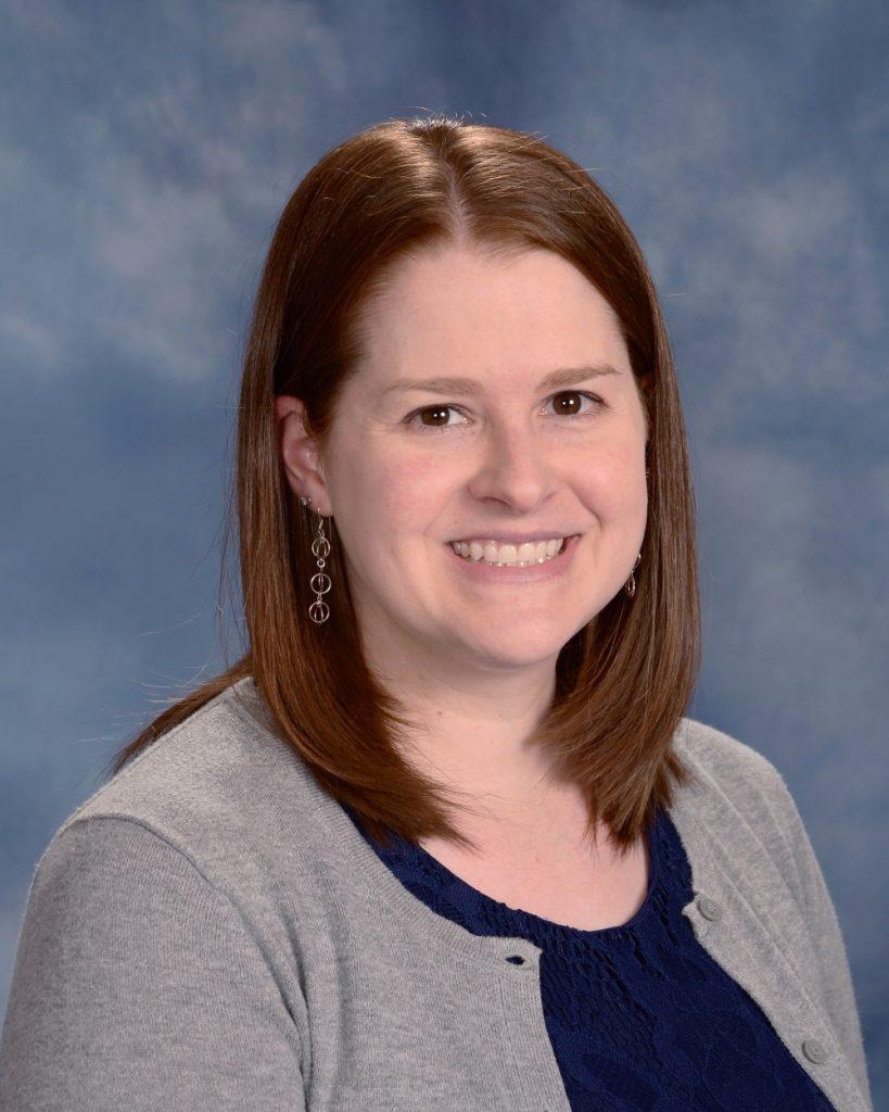 Valerie Beard, Christian education coordinator